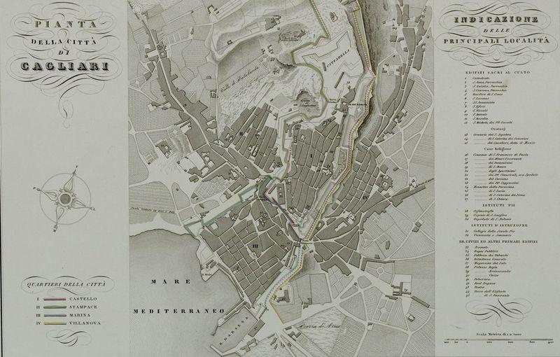 recensioni evasioni cagliari map - photo#11