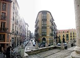 Calle Regalado desde la Catedral.jpg