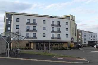 Premier Inn - A suburban Premier Inn in Orchard Park, Cambridge