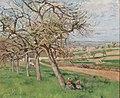 Camille Pissarro - Pommiers en fleurs.jpg