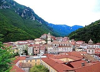 Campagna Comune in Campania, Italy