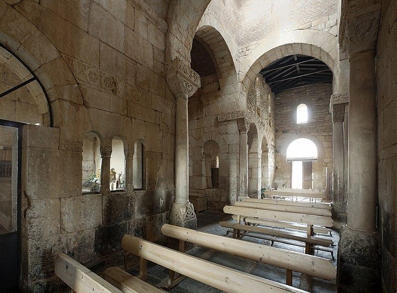 File:Campillo, Iglesia de San Pedro de la Nave-PM 17876.jpg