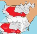 Campina de Jerez Map.png
