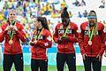 Canadá vence o Brasil no futebol feminino, na Rio 2016 (28807778010).jpg