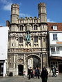 Canterbury Cathedral Gate.JPG