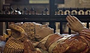 Henry Chichele - Henry's tomb effigy