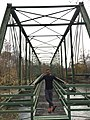 Capon Lake Whipple Truss Bridge Capon Lake WV 2015 10 25 03.jpg