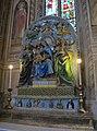 Cappella Pulci-Berardi, pala di giovanni della robbia.JPG