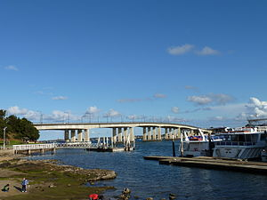 Princes Motorway - Captain Cook Bridge