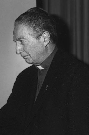 St. Gallen Group - Cardinal Carlo Maria Martini, a member of the St Gallen Group