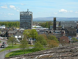 City of Carlisle - Image: Carlisle Council Offices
