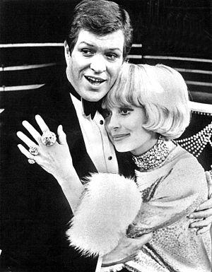 Lorelei (musical) - Peter Palmer and Carol Channing