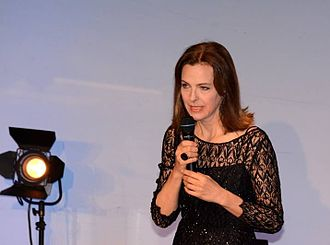 19th Lumières Awards - Carole Bouquet, President of the ceremony.