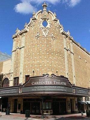 Richmond CenterStage - Image: Carpenter Theatre Richmond Va