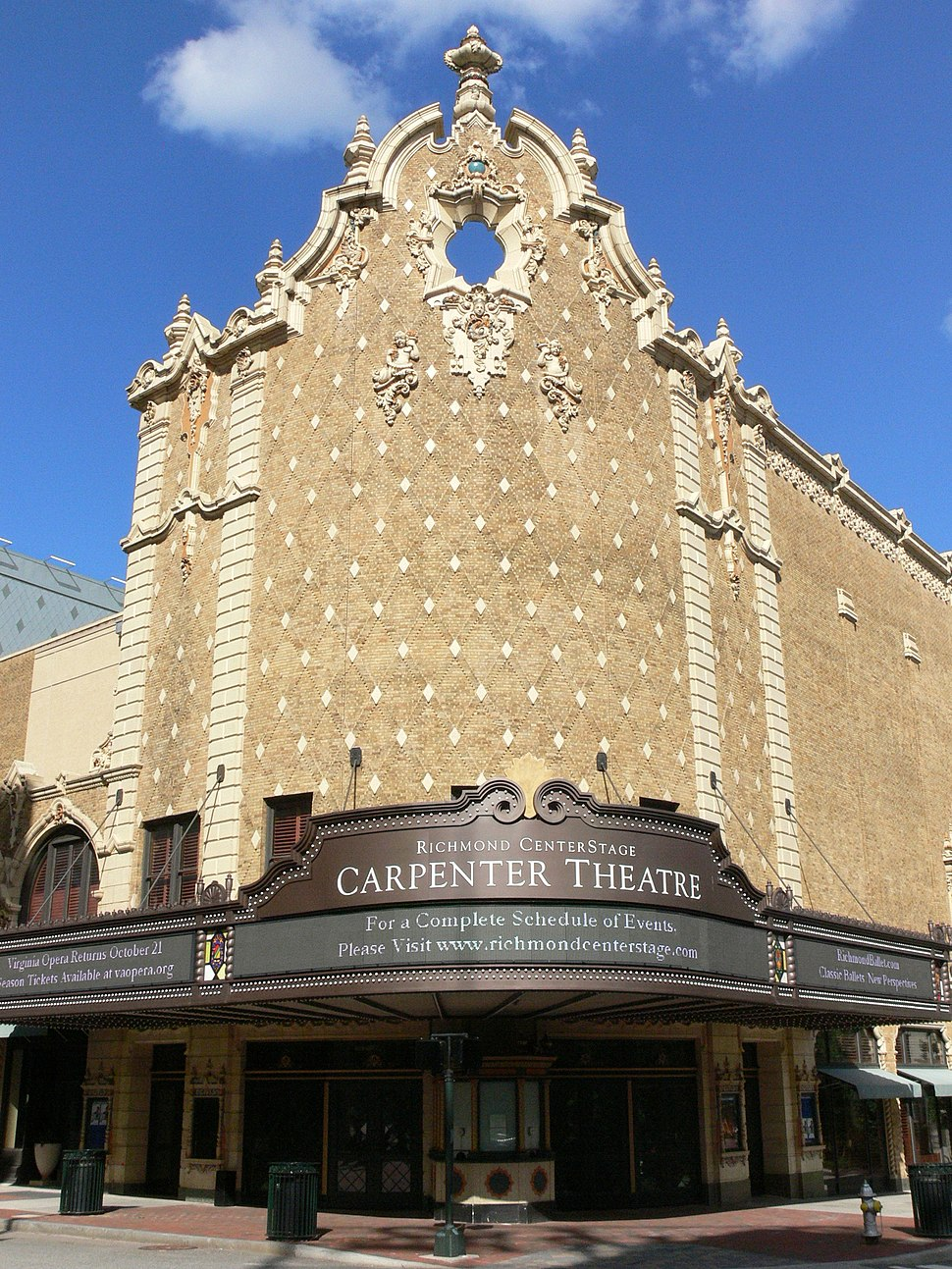 Carpenter Theatre Richmond Va