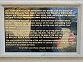 Carr Bank Park, Windmill Lane, Mansfield - Memorial to WW II onwards (2).jpg