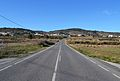 Carretera amb Senija al fons.JPG