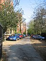 Cars outside Ridley Hall - geograph.org.uk - 783140.jpg