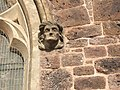 Carving on wall of All Saints Church, Whipton - geograph.org.uk - 1160445.jpg