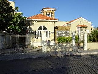 Casa Rosita Serrallés Historic building in Ponce, Puerto Rico
