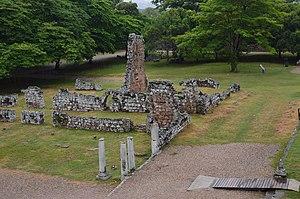 Panamá Viejo - Image: Casa Terrín, Panamá