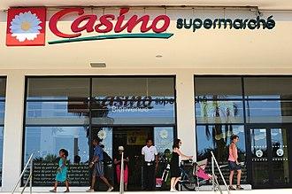 Groupe Casino - Image: Casino Super France 2