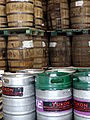 Casks and Barrels - Yukon Brewing Company - Whitehorse - Yukon Territory - Canada.jpg