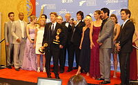 """Cast and crew """"The Bold and the Beautiful"""" 2010 Daytime Emmy Awards 2.jpg"""
