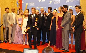 The Bold and the Beautiful - The cast and crew of The Bold and the Beautiful at the 2010 Daytime Emmy Awards
