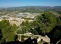 Castell, Xàtiva i el Puig.JPG
