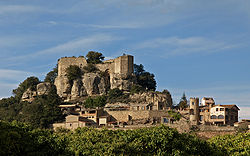 Castle of Granera