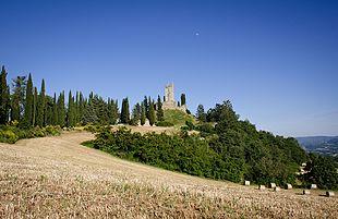 Castello di Romena.