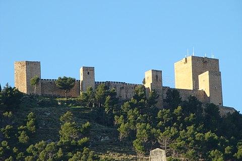 Castillo de Jaen III