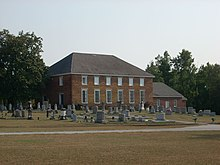Cedar Springs ARP Church (Abbeville County, South Carolina).JPG