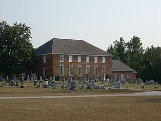 Cedar Springs Historic District - Cedar Springs ARP Church
