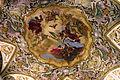 Ceiling in the chamber near Vasari's vestry - Sant'Anna dei Lombardi - Naples - Italy 2015.JPG