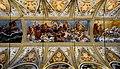 Ceiling of Sala degli specchi 2, Palazzo Ducale, Mantua.jpg
