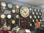 Central Station Hertitage Clock Collection IMG 5142 (27048243535).jpg