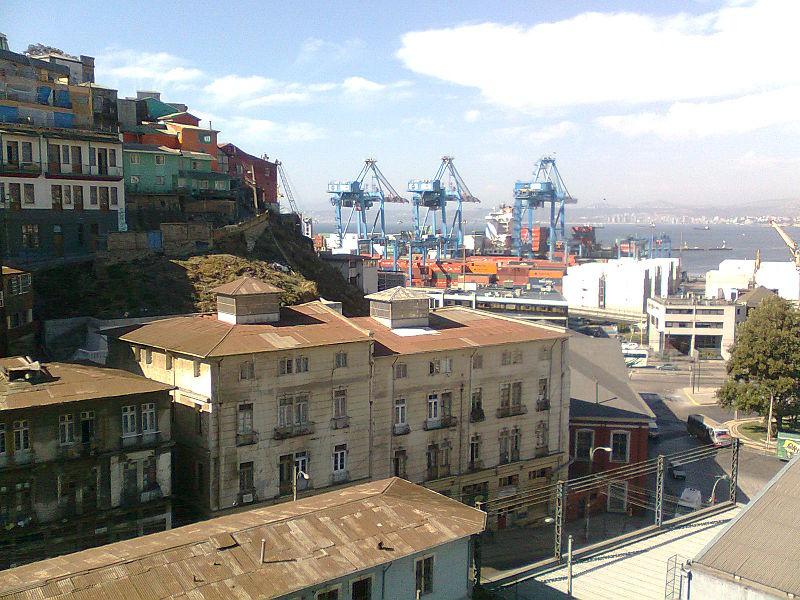 File:Cerro Artillería, Valparaíso, Chile..jpg