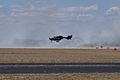 Cessna O-2A Skymaster N399AF Landing 02 TICO 13March2010 (14412782780).jpg