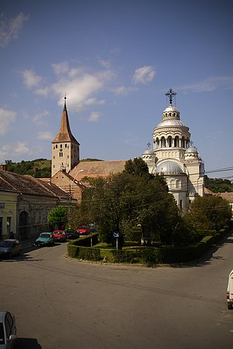 Aiud - Churches in Aiud