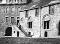 Château - Cour- escalier - Boulogne-sur-Mer - Médiathèque de l'architecture et du patrimoine - APMH00028927.jpg