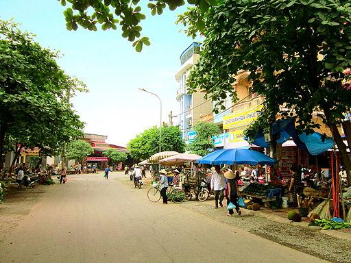 Chợ Xuân Hòa