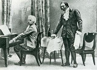 <i>Mozart and Salieri</i> (opera) opera by Nikolaj Rimski-Korsakov