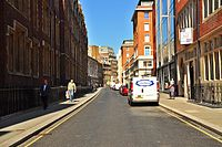 Chancery Lane, City of London.JPG