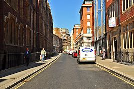 Chancery Lane, City of London.JPG