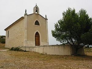 La Fare-les-Oliviers - Sainte-Rosalie chapel