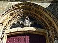 Charbogne (Ardennes) église Saint-Rémi, porche.JPG