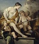Charles André van Loo - Venus and Cupids with the Arms of Mars, 1743.jpg