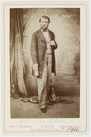 Ferdinand de Lanoye - Portrait